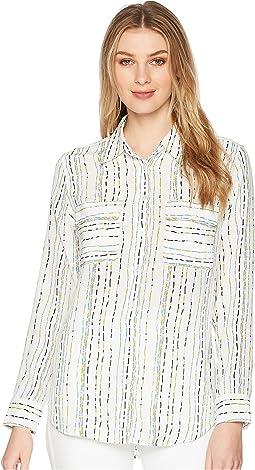 Slim Signature Long Sleeve Shirt