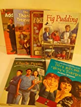 Books for Kids: Fig Pudding; Christmas Doll; the Thanksgiving Treasure; Faith Hope and Chicken Feather; Charlie Pippin (Children Book Sets : Grade 5 and Up)