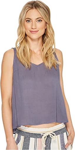 Roxy - Geometric Places Woven Top
