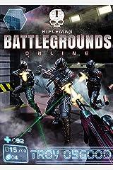 Rifleman: A LitRPG / LitFPS Adventure (Battlegrounds Online Book 1) Kindle Edition