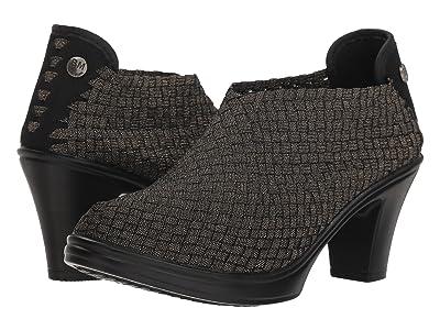 bernie mev. Chesca (Gold/Black Shimmer) High Heels