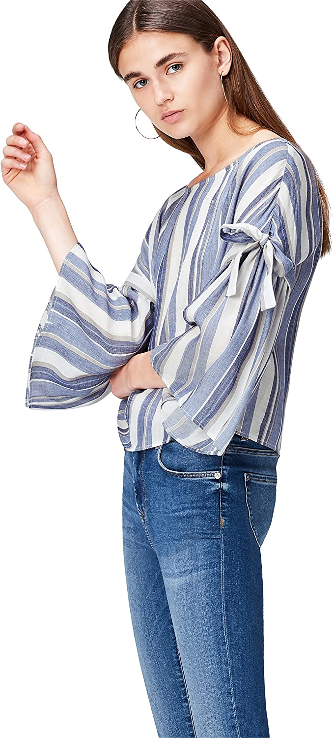 Marca Amazon - find. Camisa Mujer