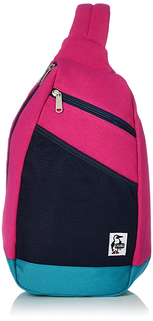 傷つける懐ラインナップ[チャムス] Body Bag Sweat Nylon CH60-2676