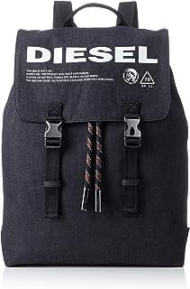 Diesel Men's VOLPAGO Back V-Backpack, Blue Nights, UNI