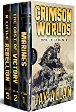 Crimson Worlds Collection 1: Crimson Worlds Books 1-3 (Crimson Worlds Collections)