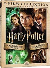 HP5:Order Phnx/HP6:Half-Blood2pk (DVD)