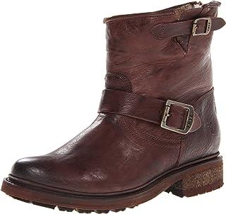 أحذية Frye النسائية مبطنة بالفراء من Valerie