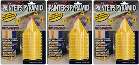 Painter's Pyramid Stands, 3-Pack
