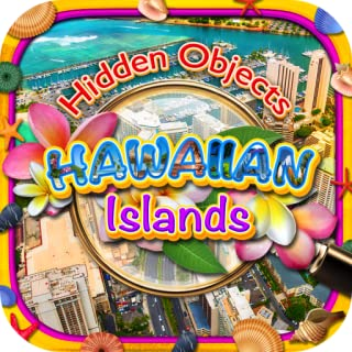 Hidden Object - Hawaii Fantasy Vacation MEGA Bundle - Maui, Hawaiian Islands, Hawaii Picture Finder Games