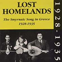 Lost Homelands: Smyrnaic Song in Greece / Various