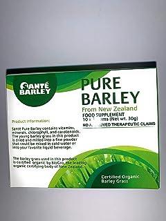 Sante Barley Pure Barley Powder Juice 10sachets x 3grams(Net Wt. 30g)
