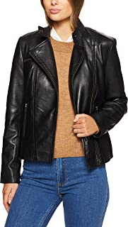 Jag Women Maria Leather Jacket