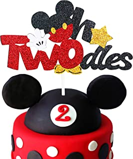 twodles cake topper