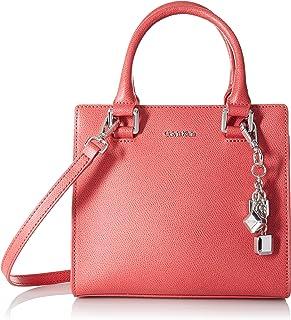 Calvin Klein Logan Mercury Leather Crossbody
