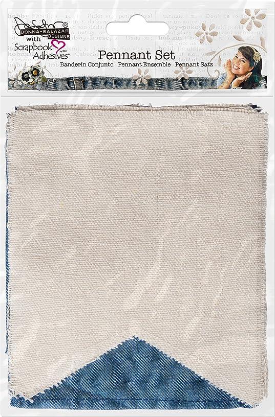 Donna Salazar by 3L Embellishment Pennant Set