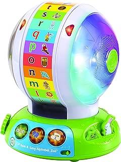 LeapFrog 601403 Spin & Sing  Alphabet Zoo Ball, Multi