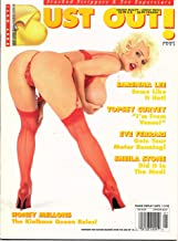 Bust Out! Busty Adult Magazine January 1995 Sarenna Lee & Topsey Curvey