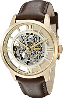 Fossil Casual Watch For Men Analog Leather - ME3043