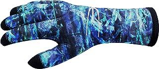 Epsealon Fusion PowerTex Gloves, 3mm Spearfishing Diving Gloves for Men or Women