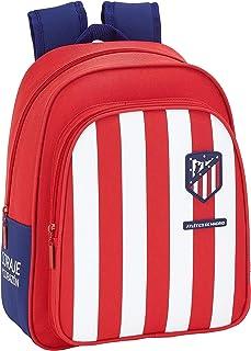 Mochila Escolar Infantil de Atlético de Madrid Oficial, 270x100x330mm