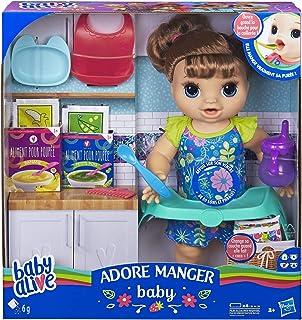 Baby Alive – Muñeca Adore Comer