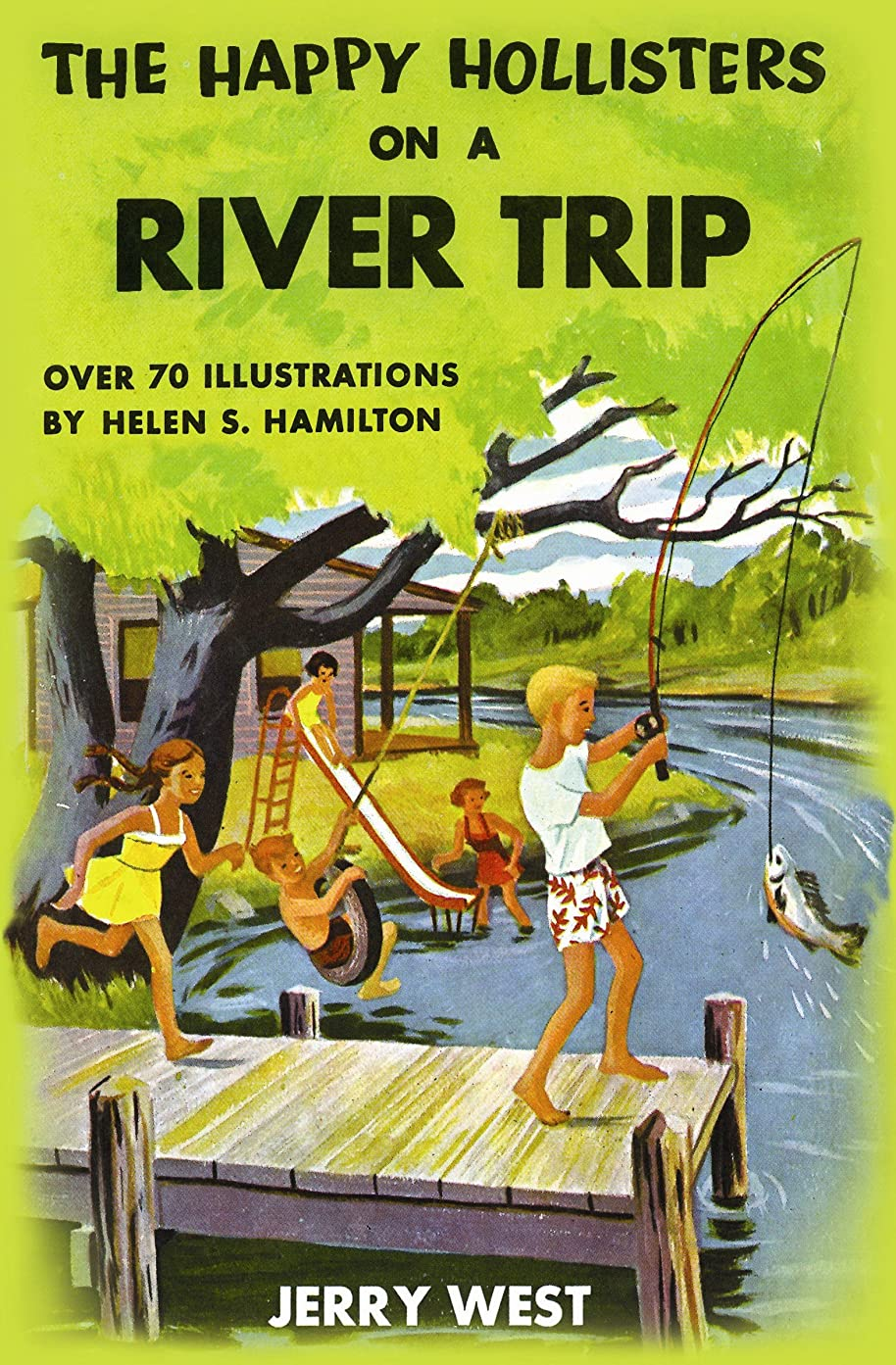 怖いインシュレータ風景The Happy Hollisters on a River Trip: (Volume 2) (English Edition)