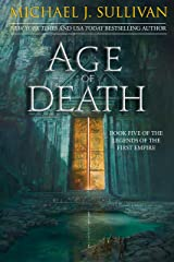 Age of Death (The Legends of the First Empire Book 5) Kindle Edition