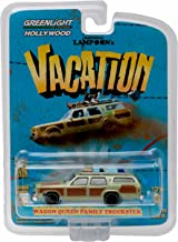 GL Hollywood Wagon Queen Family TRUCKSTER (Honky Lips Version) from National Lampoon's Vacation Series 13 2016 Greenlight Collectibles 1:64 Scale Die Cast Vehicle