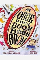 The Oboe Goes Boom Boom Boom Hardcover