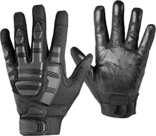 AXBXCX Camouflage Full Finger Outdoor Gloves for Men