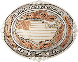 M&F Western - All American Buckle