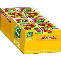 12-Pack Tic Tac Fresh Breath Mints Fruit Adventure, 1 oz Singles