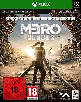Product Image Metro Exodus: Complete Edition (Xbox Series)