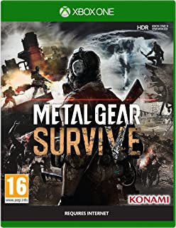 Metal Gear: Survive - Xbox One [Importación inglesa]