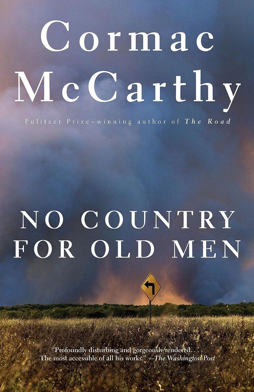 習熟度一般チャペルNo Country for Old Men (Vintage International) (English Edition)