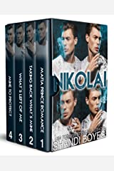 Nikolai: The Complete Collection: Books 1 to 4 Kindle Edition
