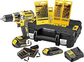 DeWalt DCK795S2T-QW - Set de llave de impacto con accesorios, 18 V / 1,5 Ah