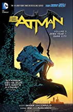 Batman (2011-2016) Vol. 5: Zero Year – Dark City (Batman Graphic Novel)