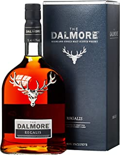 Dalmore Regalis Frist Fill Amoroso Sherry Cask mit Geschenkverpackung Whisky 1 x 1 l