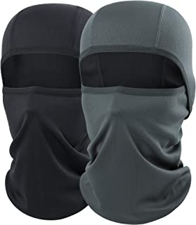 AXBXCX Balaclava - UPF 50+ Breathable Face Mask Windproof Dust Sun UV Protection
