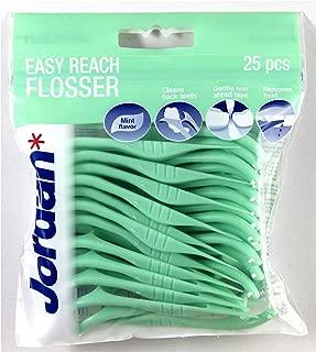 Jordan Easy Reach Flosser ' 25 Units