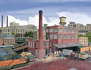 """Walthers HO Scale Cornerstone Series174 Champion Packing Plant 16-3/8 x 7-1/8 x 5-15/16"""" 40.9 x 17.8 x 13.2cm"""