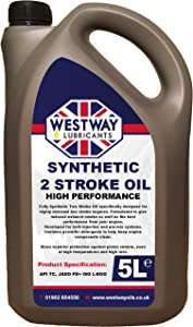 Fully Synthetic Racing Stroke Oil Litres