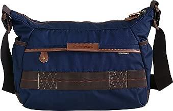 Vanguard Havana 36 Shoulder Bag (Blue) for Sony, Nikon, Canon, Fujifilm Mirrorless, Compact System Camera (CSC), DSLR, Travel