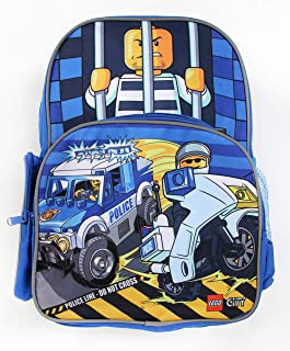 Lego CB0953 Children's Backpacks, Blue