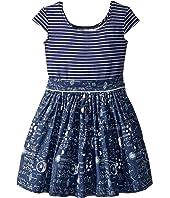 Maddy Mathematician Dress (Toddler/Little Kids)