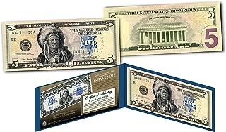 1899 1 dollar bill