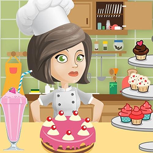 süßer Partychef - Kochspiel für Kinder
