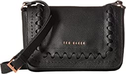 Ted Baker - Interlocking Leather Crossbody