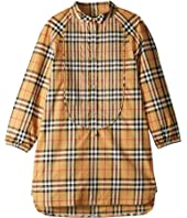 Burberry Kids - Elodie Check Dress (Little Kids/Big Kids)